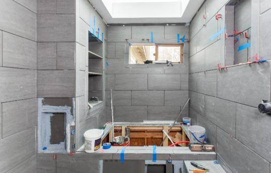Rénovation salle de bain Fécamp